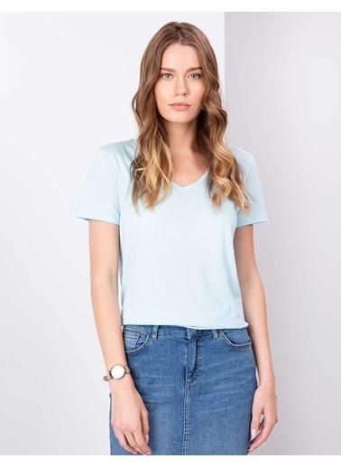 Pierre Cardin T-Shirt Mavi
